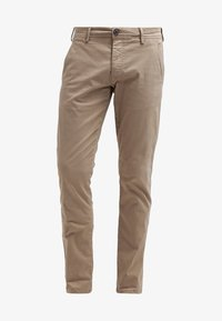 Selected Homme - SHHONE LUCA - Chinos - greige - 6