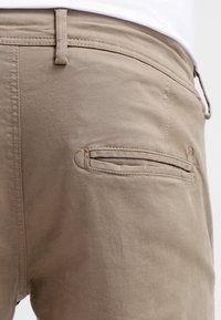 Selected Homme - SHHONE LUCA - Chinos - greige - 5