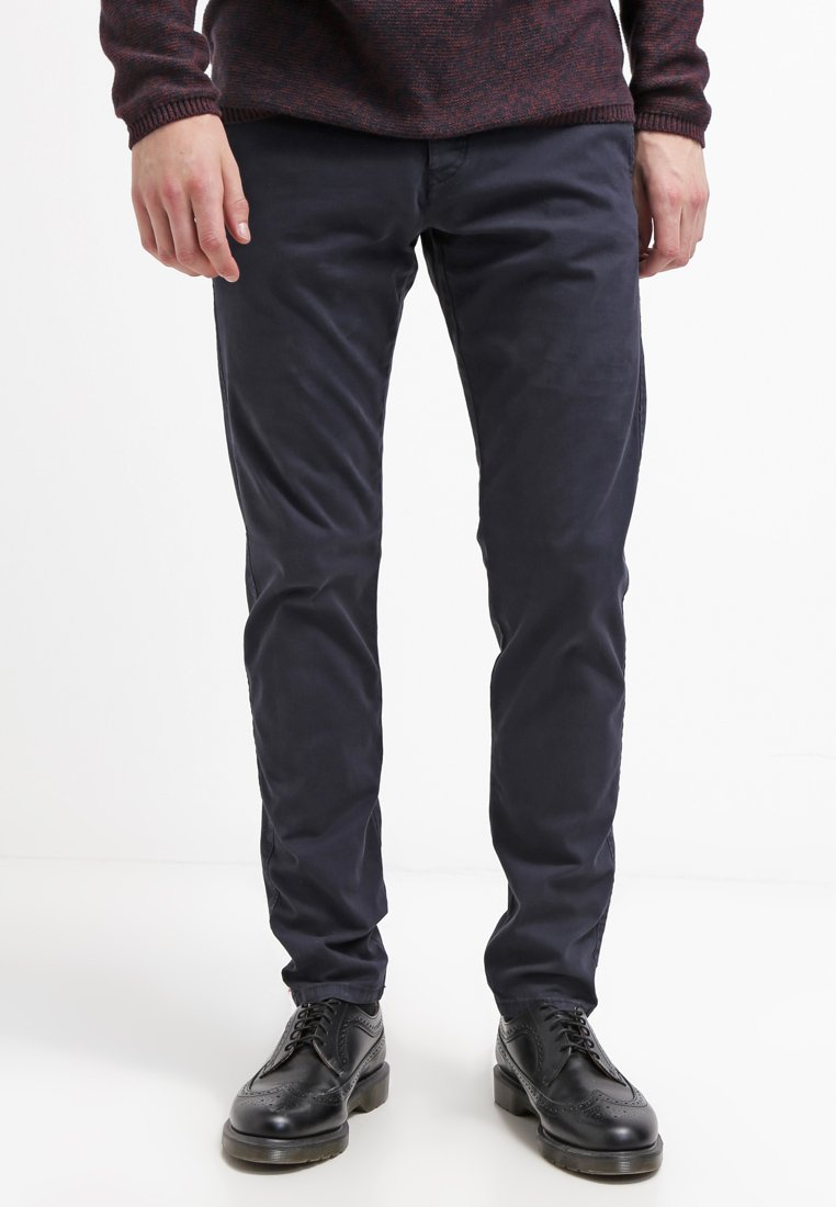 Selected Homme - SHHONE LUCA - Chino kalhoty - navy