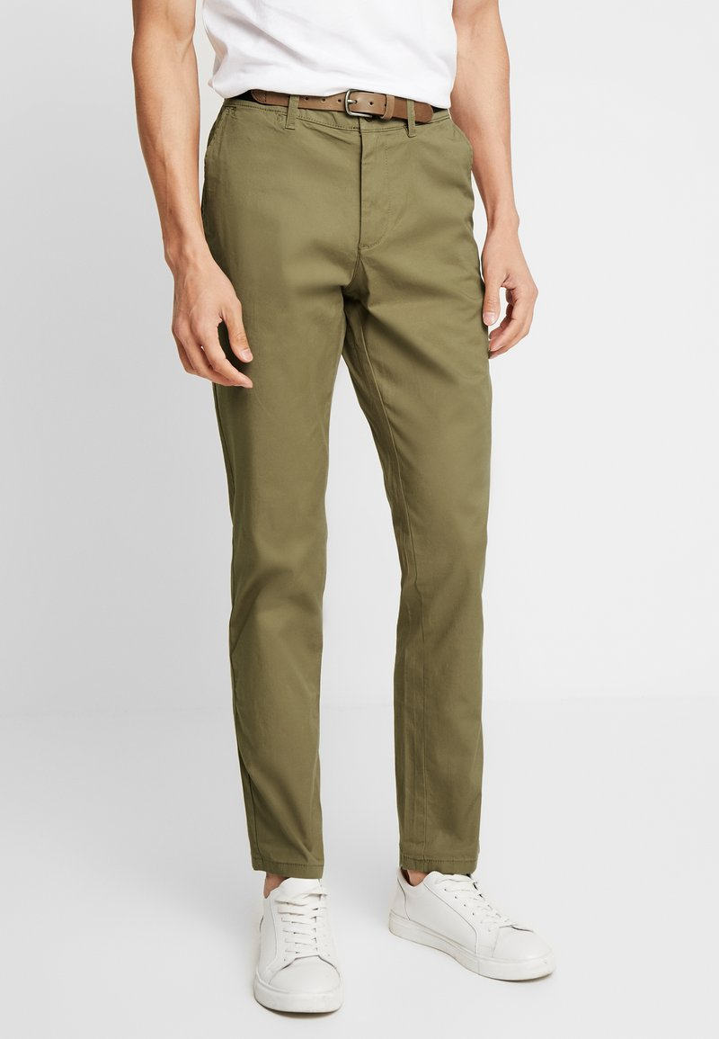 Selected Homme - SHHYARD  - Trousers - dark camel