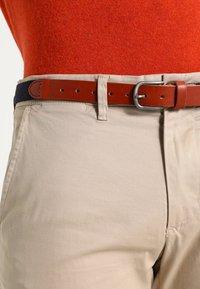 Selected Homme - SHHYARD SLIM FIT - Spodnie materiałowe - white pepper - 3