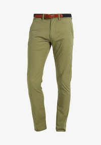 Selected Homme - SHHYARD - Chinot - olive branch - 5