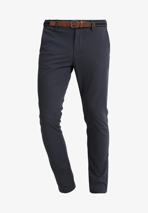 SLHSLIM JAMERSON PANTS - Chino - blue nights