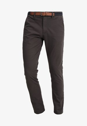 SLHSLIM JAMERSON PANTS - Chino - phantom