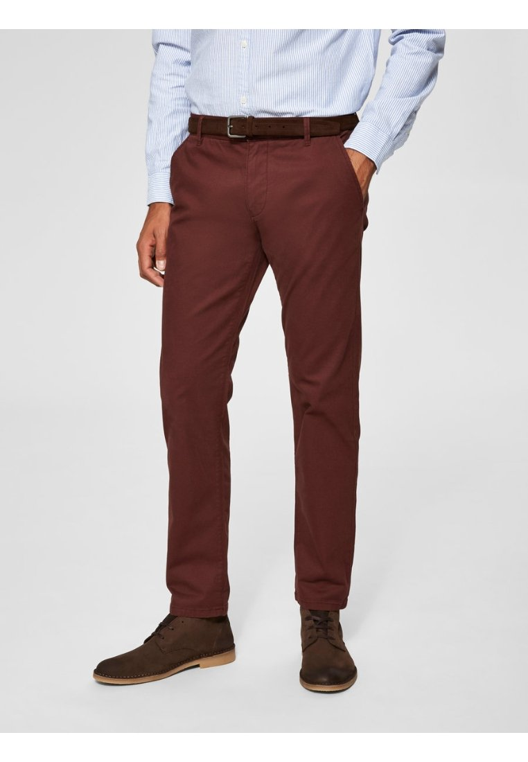 Selected Homme - Trousers - brown