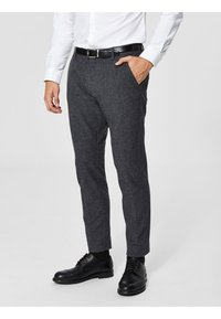 Selected Homme - Pantalon - black - 0