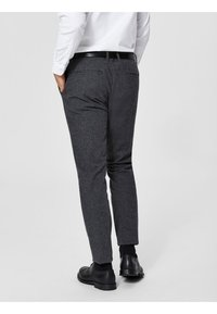 Selected Homme - Pantalon - black - 2