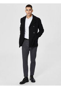 Selected Homme - Pantalon - black - 1