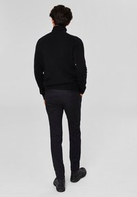 Selected Homme - Bukse - black