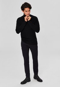 Selected Homme - Bukse - black - 1