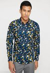 Selected Homme - SLHSLIMJOSH - Shirt - blue