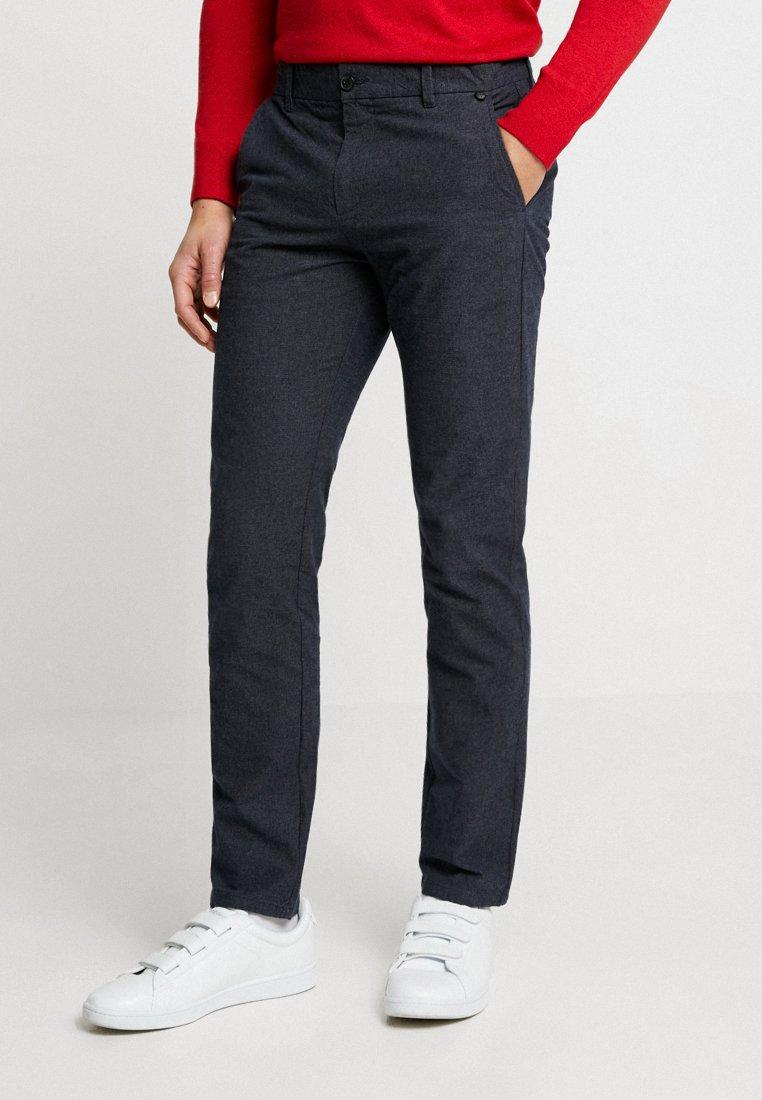 Selected Homme - SLHSLIM-ARVAL PANTS - Kalhoty - navy blazer