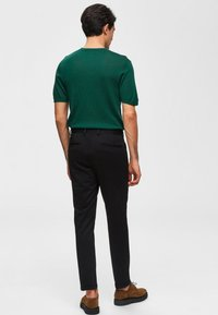 Selected Homme - Trousers - black - 2
