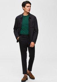 Selected Homme - Pantaloni - black - 1