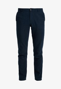 Selected Homme - SLHSTRAIGHT PARIS PANTS - Chinos - dark sapphire - 4