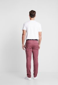 Selected Homme - SLHSLIM YARD PANTS - Chinot - wild ginger - 2