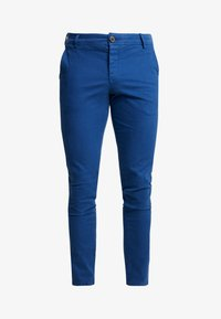 Selected Homme - LUCA - Pantalones chinos - estate blue - 4