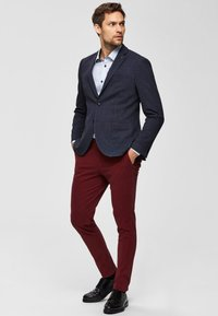 Selected Homme - Chinot - tawny port - 3