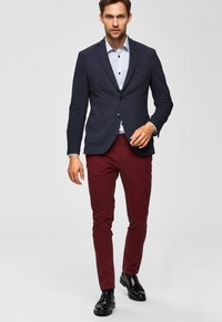 Selected Homme - Chinot - tawny port - 1