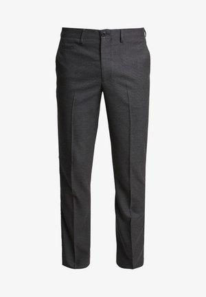 SLHSLIM KENT PANTS - Pantaloni - dark grey