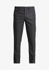 Selected Homme - SLHSLIM KENT PANTS - Pantalones - grey - 4