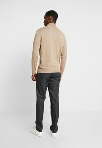 Selected Homme - SLHSLIM KENT PANTS - Pantalones - grey - 2