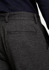 Selected Homme - SLHSPECIA ALEX MIX ZIP PANTS - Kalhoty - grey - 3