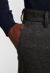 Selected Homme - SLHSPECIA ALEX MIX ZIP PANTS - Kalhoty - grey - 5