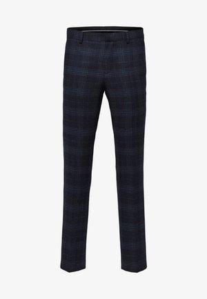 Pantaloni eleganti - navy blue