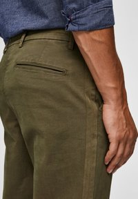 Selected Homme - Chinos - dark green - 3