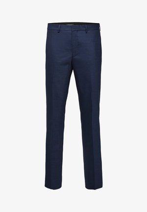 SLIM FIT - Pantalon - dark blue