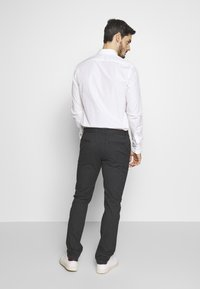 Selected Homme - SLHSLIM ARVAL PANTS - Trousers - grey - 2