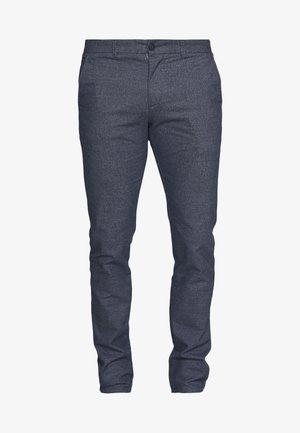 SLHSLIM ARVAL PANTS - Kalhoty - dark sapphire