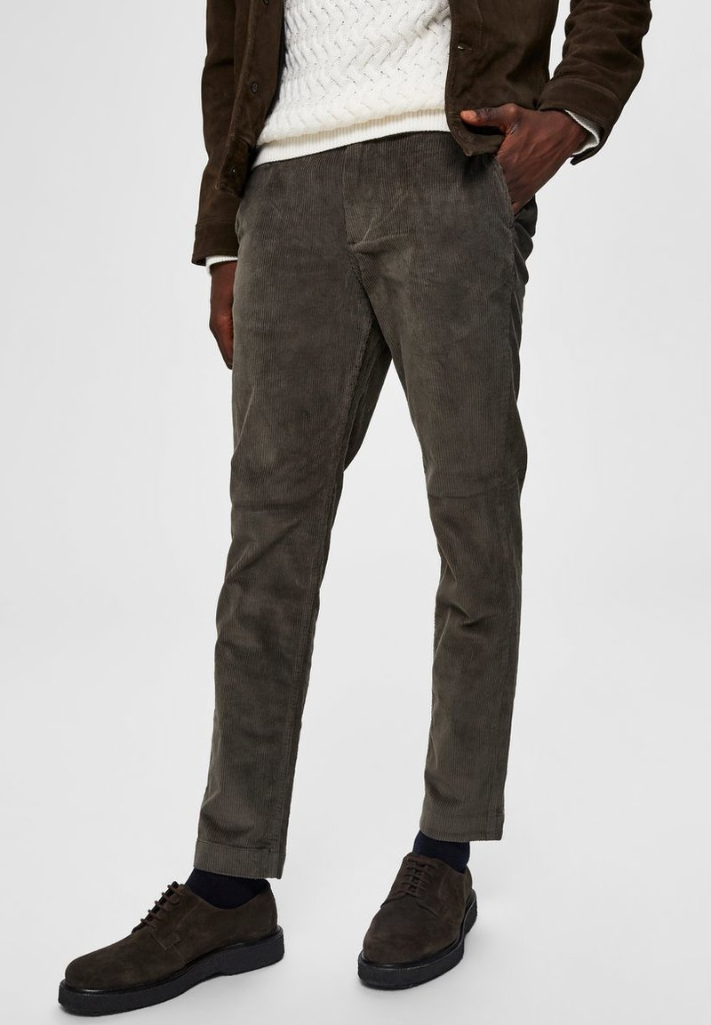 Selected Homme - Chino - black