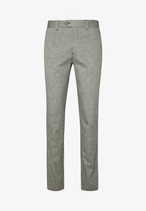 CARLO COTFLEX PANTS - Pantaloni - dark grey