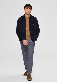 Selected Homme - Pantalon classique - navy - 1