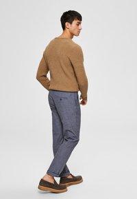 Selected Homme - Pantalon classique - navy - 2