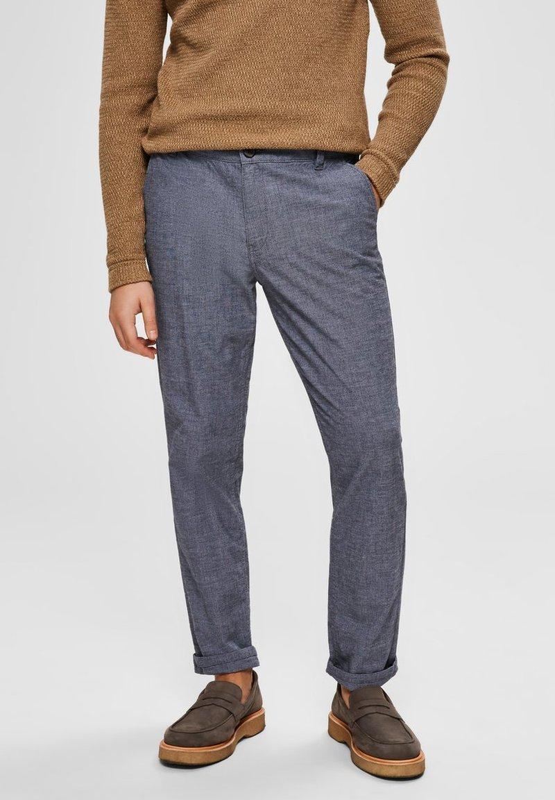 Selected Homme - Pantalon classique - navy