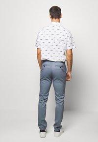Selected Homme - SLHSLIM-AIDEN - Kalhoty - light blue - 2