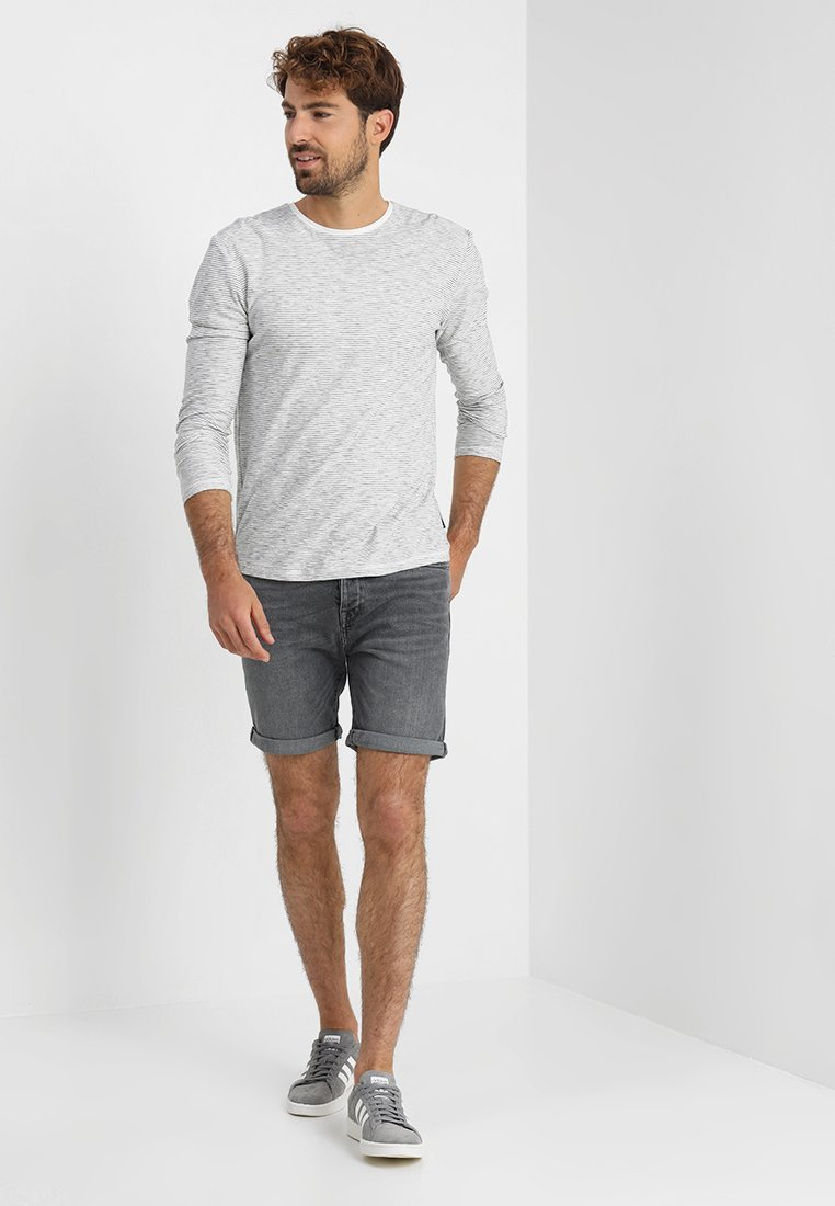Selected Homme SHNALEX - Short en jean -
