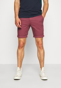 Selected Homme - SLHSTRAIGHT PARIS - Shorts - wild ginger - 0