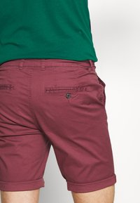 Selected Homme - SLHSTRAIGHT PARIS - Shorts - wild ginger - 4