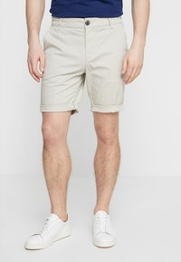 Selected Homme - SLHSTRAIGHT PARIS - Shorts - moonstruck - 0