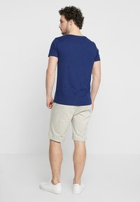 Selected Homme - SLHSTRAIGHT PARIS - Shorts - moonstruck - 2