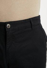 Selected Homme - SLHSTRAIGHT PARIS - Shorts - black - 5