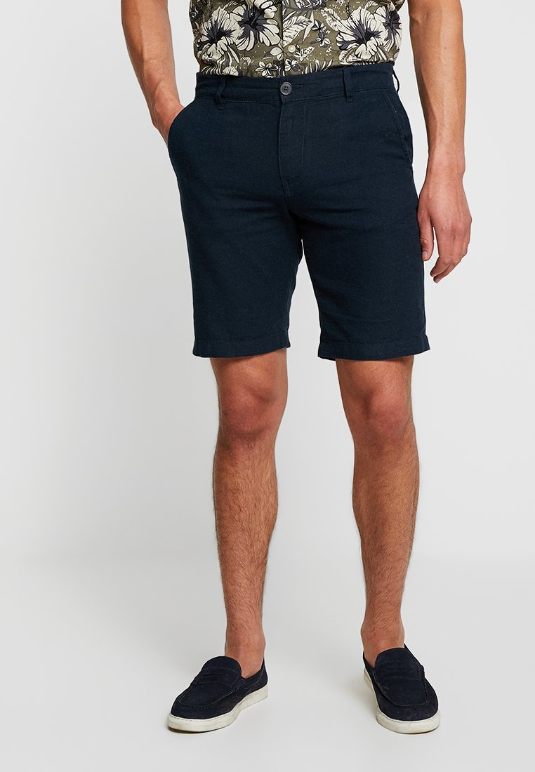 Selected Homme - SLHSTRAIGHT-PARIS  - Shorts - dark sapphire