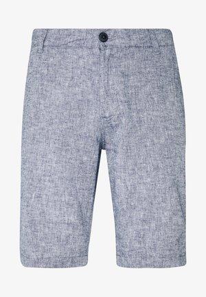 SLHSTRAIGHT PARIS  - Shorts - blue