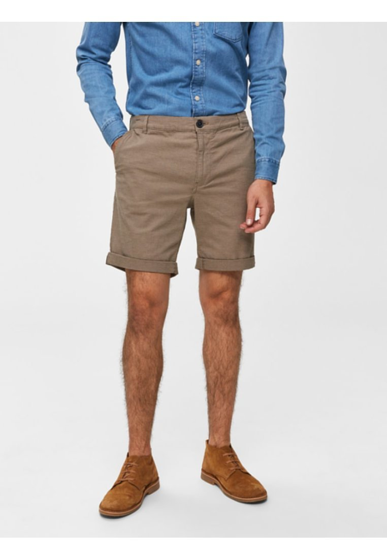 Selected Homme - Shorts - beige
