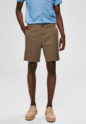 SLHSTORM FLEX  - Shorts - ermine