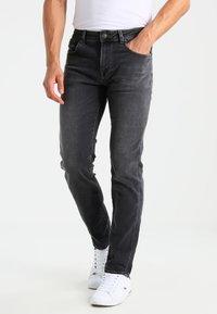 Selected Homme - SHNSLIM LEON - Jeans Slim Fit - grey - 0